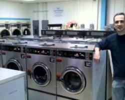 Coin Laundry Equipment Distributor